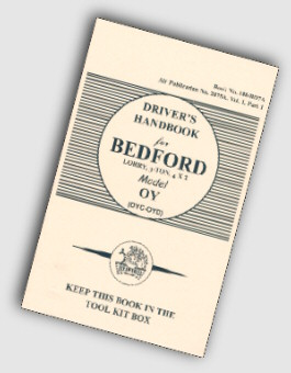 Bedford manual cover